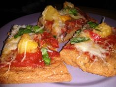 Specific Carbohydrate Diet For Life: SCD Recipe: Focaccia Pizza