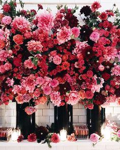 Vibrant Pink Wedding