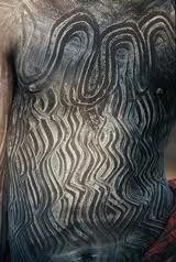 """Résultat de recherche d'images pour """"peinture rituelle argile"""""""