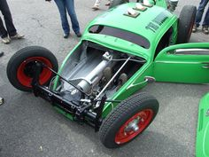 "Special cars: VW Bug / Beetle ""The Woodruff Special"" Bug Run ..."
