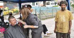 Habitantes de calle recibieron ayuda para 'el cuerpo y el alma'