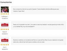 Comentarios usuarios pet sitters barcelona residencia canina familiar