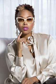 chrisette michele 2014 | Exclusive: Chrisette Michele's journey to better ( @Chrisettem )