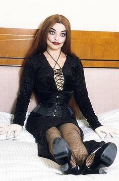 Nina as Sally