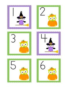 These Owl Themed Calendar Cards will add color and style to your monthly calendar. The October Owl Themed monthly cards are created with an ABB co. Owl Classroom, Classroom Projects, Preschool Classroom, Kindergarten Math, Classroom Themes, Classroom Organization, Teach Preschool, Halloween Craft Activities, Halloween Crafts