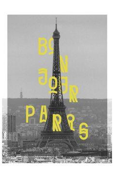 Bonsoir #Paris