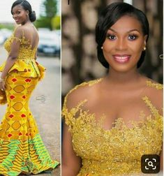 African Fashion Ankara, Latest African Fashion Dresses, African Print Fashion, African Traditional Wedding Dress, African Fashion Traditional, African Lace Styles, Short African Dresses, African Wedding Attire, African Attire
