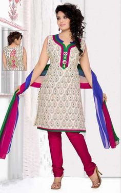 Cotton Salwar Suit - MANM-678