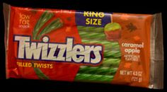 http://candycritic.org/twizzlers caramel apple.htm