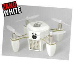 ZANO - Autonomous. Intelligent. Swarming. Nano Drone. by Torquing Group Ltd — Kickstarter