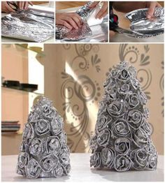Disposable Metal Plates Tree