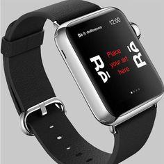 Free Apple Watch Mockup PSD - http://smashfreakz.com/2016/08/free-apple-watch-mockup-psd/