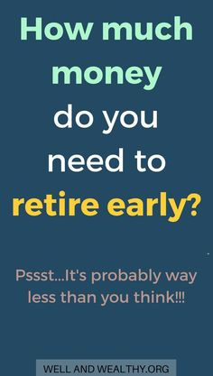 Want to retire early and quit your job? Introducing early retirement and financial independence, plus the stunningly simple math behind it all. So if you want to learn how to retire early, be debt free or want some financial independence tips Retirement Advice, Retirement Cards, Saving For Retirement, Early Retirement, Retirement Planning, Retirement Funny, Retirement Decorations, Diy Simple, Simple Math