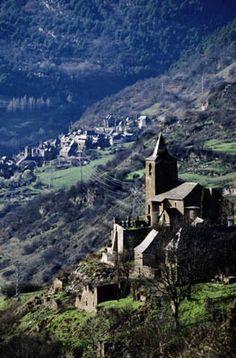 Val d'Aran (Lleida Pyrenees), Catalonia