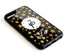 Jake Paul It's Everyday Bro Stars Gold iPhone 5 5s 6 6s 7 X Hard Plastic Case #UnbrandedGeneric