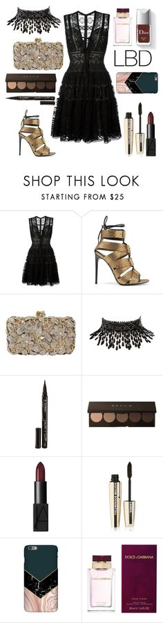 """""""* BABY, YOU'RE A CLASSIC LIKE A LBD by bOO *"""" by boo-sandra on Polyvore featuring Elie Saab, Tom Ford, Amrita Singh, Smith & Cult, NARS Cosmetics, L'Oréal Paris and Dolce&Gabbana"""