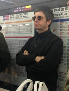 Noel On The Tube