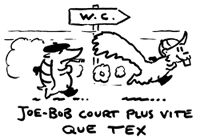 Tex's French Grammar: Comparative and Superlative of Adverbs