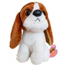 Cachorro de Pelúcia 18cm - Beagle