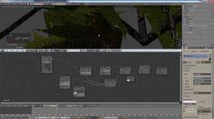 Sapling Generator Addon - Animated Trees in Blender -v 2.72 / 2.73 beta