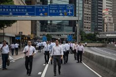 Hong Kong's Business Community Is Holding Up to Civil Unrest. As protests in Hong Kong pass the one-week mark, members of Hong Kong's business and financial communities are weighing their support for the pro-democracy demonstrations that have brought some of this financial hub's commercial sectors to a standstill.
