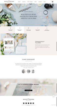 WIX Website Design Inspiration Design and Advice page ui design Fashion Website Template for Showit Platform Layout Design, App Design, Site Web Design, Blog Design, Web Layout, Font Design, Design Ideas, Design Websites, Web Design Trends