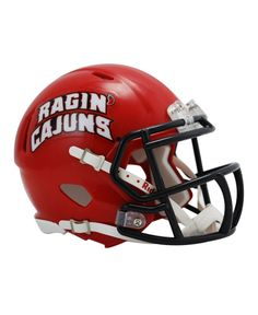 Riddell Louisiana Lafayette Ragin' Cajuns Speed Mini Helmet