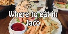 Jaco is one of the best places in Costa Rica for gastronomic experiences. Here is a list of our favorite restaurants in Jaco for traditional food and more