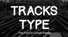 Free Font Tracks