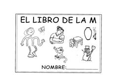 Fichas de la m Kindergarten Math, Fails, Presentation, Messages, Activities, Comics, Letter Activities, M Letter, Preschools