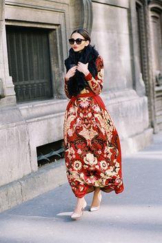 Paris Fashion Week AW 2015....Before Dior