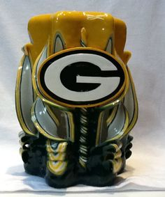 How are carved candles | Greenbay Packers Hand Carved Candle by MyCustomCreations777