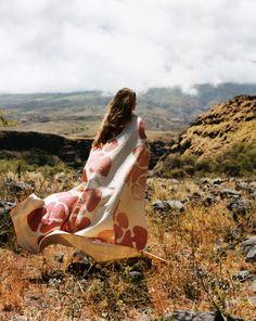 In the West. Outside. Blanket. Looking outward, onward. ❣ #adventures