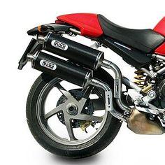 Ducati Monster Sr Fender Eliminator