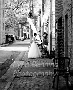 Bride by LBENNINGPHOTO on Etsy, $25.00