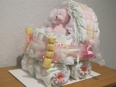 diaper baby carriage by TKryn29