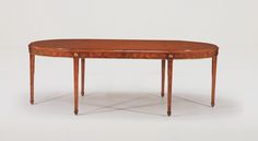 78015 // Decca // Traditional Collection // Dining Table