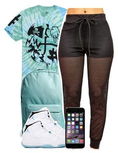 """""""12:30:14"""" by codeineweeknds ❤ liked on Polyvore featuring Been Trill, Herschel and Retrò"""
