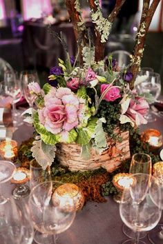 Belathee Photography - Photography. Hatch Creative Studio - Event Design and Florals.   via Style Me Pretty