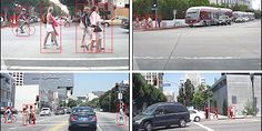 Pedestrian detection system developed in the Statistical Visual Computing Lab at UC San Diego Courtesy of UC San Diego Jacobs School of Engineering