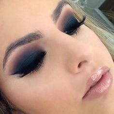 ABC Make Up Foundation Eyebrow Eyeliner Blush Cosmetic Concealer Brushes (Rose Gold) - Cute Makeup Guide Prom Makeup, Cute Makeup, Gorgeous Makeup, Wedding Makeup, Makeup Looks, Wedding Nails, Amazing Makeup, Bridal Makeup, Makeup Inspo