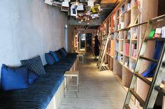 Read Yourself to Sleep at this New Hostel BOOK AND BED TOKYO | Fashionsnap.com