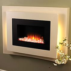 MBH wall mounted fire place