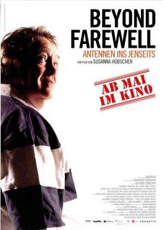 BEYOND FAREWELL - ANTENNEN INS JENSEITS - 2009 - FILMPOSTER A4