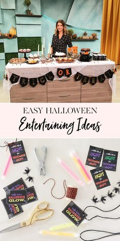 How to Host a Kids Friendsgiving Party – Jenny Cookies Halloween Entertaining, Easy Entertaining, Easy Halloween, Halloween Party, Party Food For Adults, Jenny Cookies, Harvest Party, Cool Typography, Party Themes