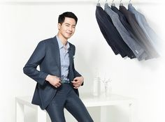 jo insung for parkland & j. hass s/s 2013 campaign