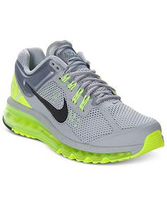 Nike Men's Shoes, Air Max+ 2013 Running Sneakers - Sneakers & Athletic | Shoes | http://www.flipit.com/be/nike