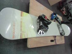 hart voltage-148 スノーボード バインディング付 148cm T-21_画像1