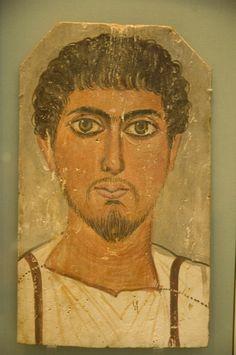 Portrait featuring Roman Clavi