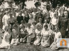 The Sisters of St. Francis, Sylvania  1982.